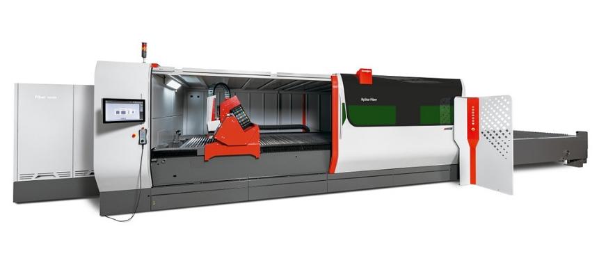 Bystar fiber dynamic laser ing