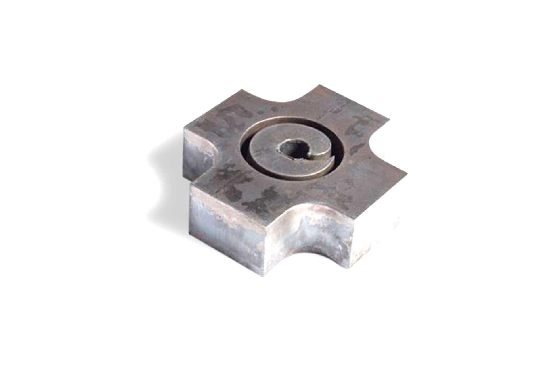 Avtogeni razrez pločevine primer 3